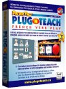 Plug 'N Teach: French Verb Play